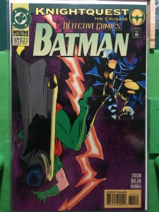 Detective Comics #672 Knightquest The Crusade