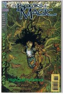 BOOKS OF MAGIC #34, NM+, Vertigo, Hunter, Neil Gaiman, 1994, more in store