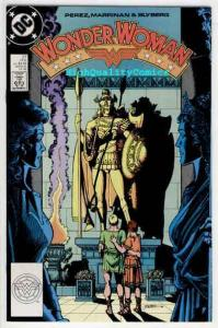 WONDER WOMAN #27, VF/NM, Perez, Gods, Amazon, 1987, more WW in store
