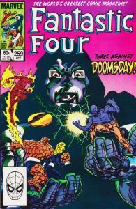 Fantastic Four (1961 series) #259, VF+ (Stock photo)