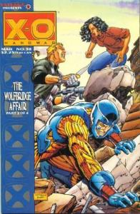 X-O Manowar (1992 series) #38, NM- (Stock photo)