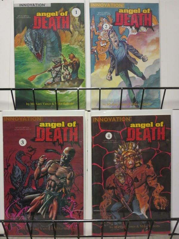 ANGEL OF DEATH (1991 IV) 1-4  Do Dead Men Dream