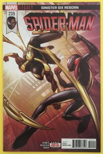 SPIDER-MAN 235 SINISTER SIX REBORN MARVEL