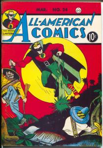 Flashback #30 1970's-Reprints All-American Comics # 24 from 1941-NM