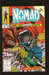 Marvel Comics Nomad #12 April (1993)