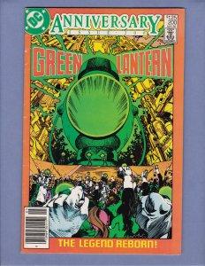 Green Lantern #200 VG Front/Back Cover Scans DC 1986