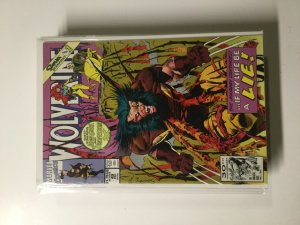 Wolverine #49 (1991) HPA