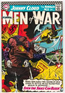 All-American Men of War #117 (Oct-66) NM/NM- High-Grade Johnny Cloud