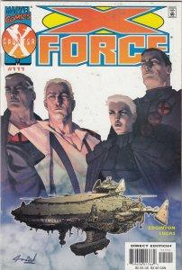 X-Force #111 (2001)