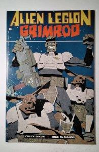 Alien Legion: Jugger Grimrod #1 (1992) Marvel Comic Book J757