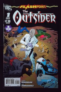 Flashpoint: The Outsider #1 (2011)