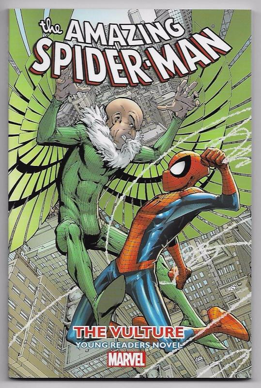The Amazing Spider-Man - The Vulture TPB Digest - 1st Printing (Marvel) - New!