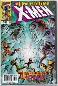 X-Men (vol. 2, 1991) # 87 VF/NM (Magneto War) Davis/Nicieza
