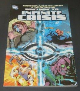 Prelude to Infinite Crisis 2005 DC TBP NM 9.4 White Pages 1st Print Flash Batman
