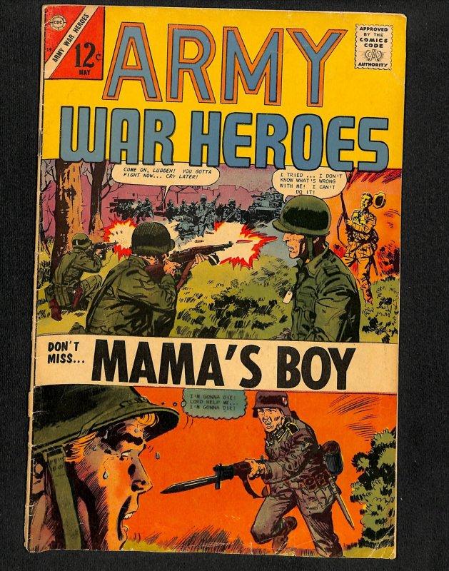 Army War Heroes #19 (1967)