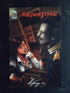 Brimstone #4 (2011)