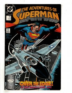 Adventures of Superman #447 (1988) YY7