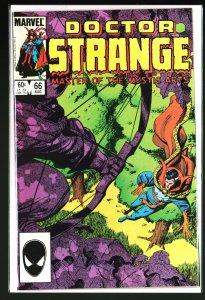 Doctor Strange #66 (1984)