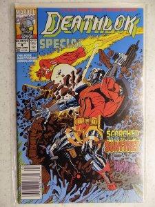 Deathlok Special #4 (1991)