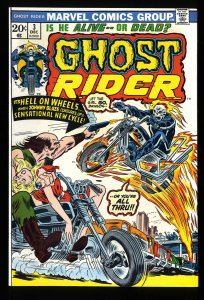 Ghost Rider #3 NM- 9.2