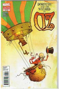 DOROTHY and the WIZARD in OZ #6, NM, Wonderful , Frank Baum, 2011, more in store