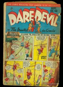Daredevil Comics #50 Fair 1.0