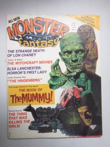 Monster Fantasy (1975) #2 - Mid Grade - 1975