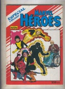 Marvel Heroes especial verano 1988: Renovac ion