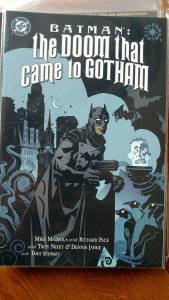 Batman: The Doom That Came To Gotham #1 (DC, 2000) Condition: NM/Mint