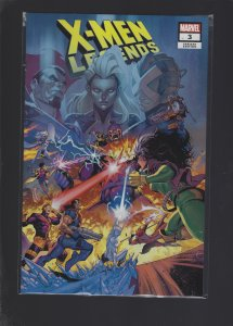 X-Men Legends #3 Variant