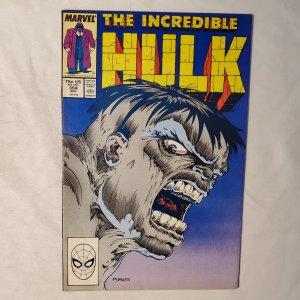 The Incredible Hulk #354 (1989) FN-