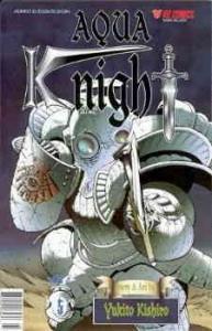 Aqua Knight Part 2 #5 VF/NM; Viz | save on shipping - details inside