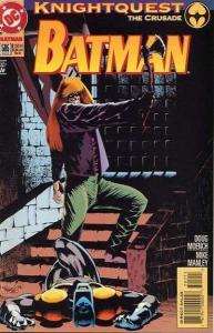 Batman (1940 series) #505, NM- (Stock photo)