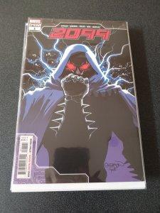 2099 Omega #1 (2020)