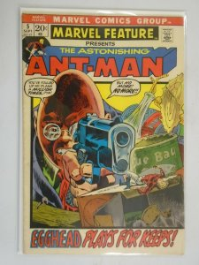 Marvel Feature #5 5.0 VG FN (1972 1st Series)