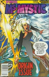 Ms. Mystic (Continuity) #1 VF/NM; Continuity   save on shipping - details inside