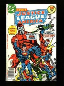 Justice League Of America #141 NM+ 9.6