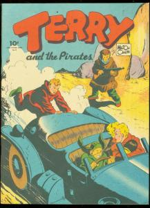 TERRY AND THE PIRATES #6 1983-LARGE FEATURE-CANIFF ART VF/NM