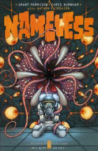 Nameless (2nd Series) #4 VF/NM; Image | save on shipping - details inside