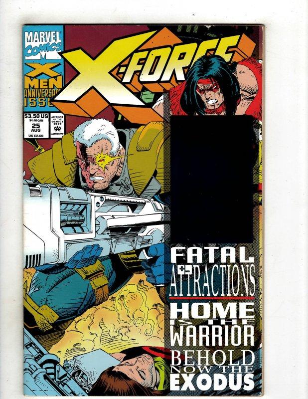 Marvel Especial Semanal: Fatal Attractions (MX) #2 (2013) YY9