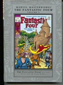 Marvel Masterworks The Fantasic Four-#82-93-Color Reprints-Hardcover