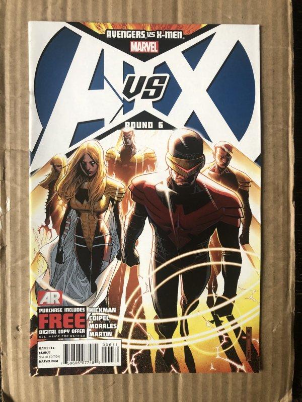 Avengers Vs. X-Men #6 (2012)