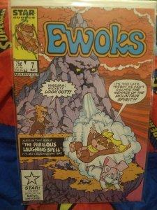 Ewoks #7 NM