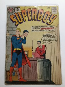 Superboy 94 Good Gd 2.0 Water Damage Top Staple Detatched Dc Comics