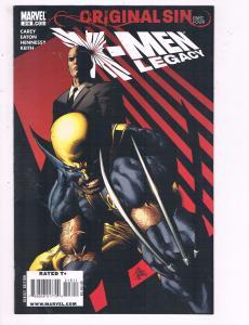 X-Men Legacy # 218 VF/NM Marvel Comic Books Cyclops Beast Magneto Wolverine SW14