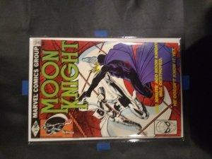 Moon Knight #9 (1981)