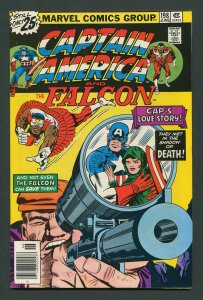 Captain America #198 ( 8.5 VFN+  /  June 1976)