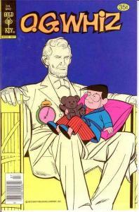 OG WHIZ 8 VF-NM   July 1978 COMICS BOOK