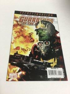 Guardians Of The Galaxy 4 Nm Near Mint Marvel Comics