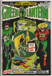 Green Lantern #88 (Mar-72) VF/NM Mid-Grade Green Lantern